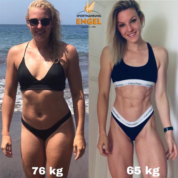 Fettreduktion mit Frauen Diätplan