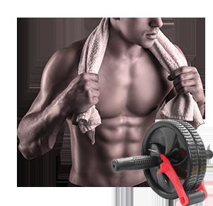 Bauchtrainer für Sport und Fitness