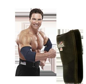 Ellenbogendagen für Fitness und Bodybuilding