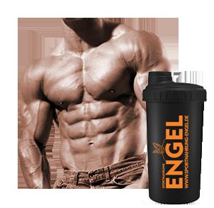 Eiweiss Shaker und Trinkflaschen für Sport und Fitness