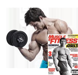 Fitness Zeitschriften