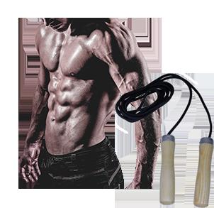 Springseil für Fitness und Ausdauer