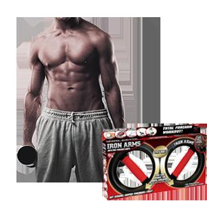 Unterarmtrainer zum Muskelaufbau