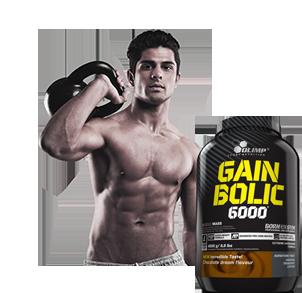 Massgainer für Muskelmasse und Gewichtszunahme kaufen