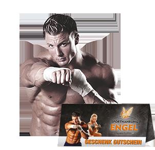 Gutscheine für Sportnahrung, Fitness und Bodybuilding Sportler
