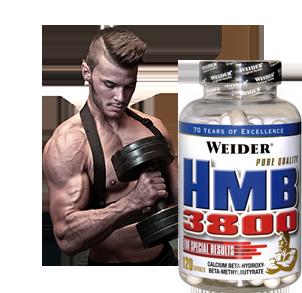 HMB Kapseln zum Muskelaufbau kaufen