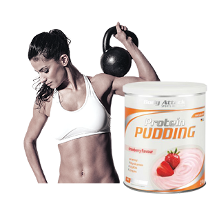 Protein Pudding bei Sportnahrung-Engel
