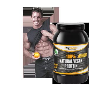 Erbsenprotein für Veganer