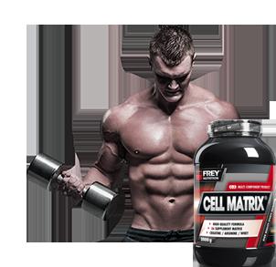 Kohlenhydrat-/Protein Mix