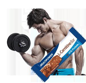 L-Carnitin Riegel für Diät und Fettabbau kaufen