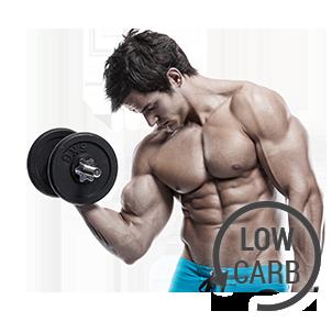 Sportnahrung auf Low Carb Basis für Diät und Fitness