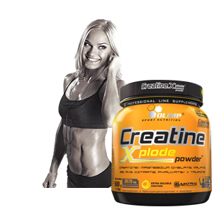Creatin Matrix Produkte - All in One Creatin Produkt vereint die besten Creatine in einem Produkt