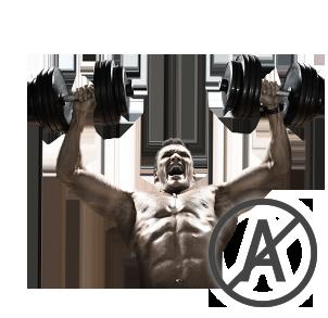 Aspartamfreies Protein Pulver bei Sportnahrung-Engel