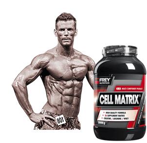 Protein-/Kohlenhydratmix