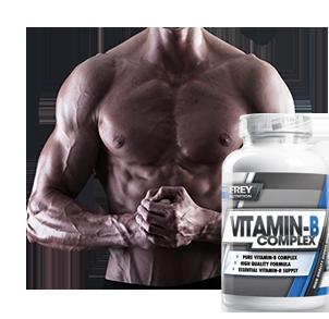 Vitamin B Kapseln kaufen für Sport und Fitness