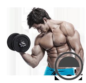 Muskelaufbau Shakes für während dem Training