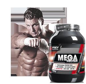 Protein zur Wettkampfvorbereitung im Bodybuilding