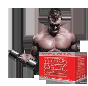 Whey Protein bei Sportnahrung-Engel