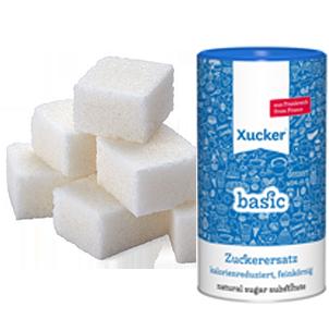 Zuckerersatz Produkte