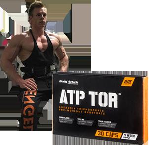 ATP Kapseln für mehr Energie