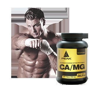 Calcium bei Sportnahrung-Engel