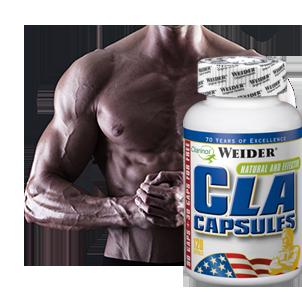 CLA Produkte kaufen für Diät und Fettabbau als Kapseln und Pulver