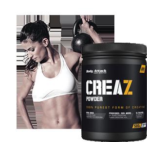 CreaZ Creatin kaufen - 100% reines Creatin