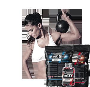 Muskelaufbau Produkte für Beginner bei Sportnahrung-Engel
