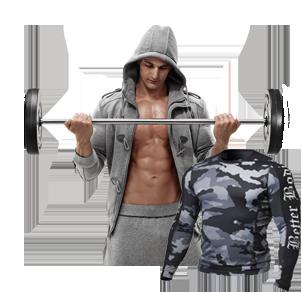 Hoodies für Fitness und Bodybuilding kaufen