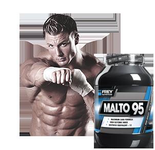 Kohlenhydrate zum Muskelaufbau