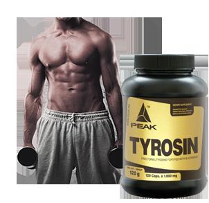 L-Tyrosin kaufen für Sport und Diät