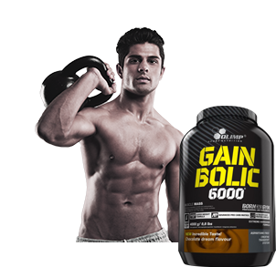 Weight Gainer mit Creatin zum Muskelaufbau