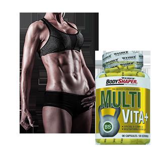 Multivitamin Kapseln für Sport und Fitness bei Sportnahrung-Engel