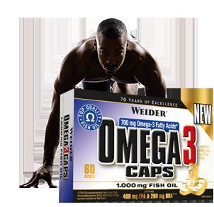 Omega 3 Kapseln hochdosiert bei Sportnahrung-Engel