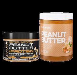 Peanut Butter bei Sportnahrung Engel