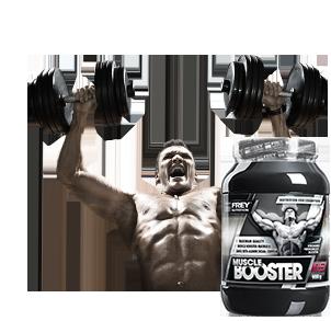 Pre- und Post Workout Shakes zum Muskelaufbau kaufen