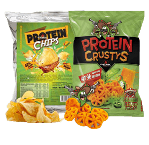 Protein Chips bei Sportnahrung Engel