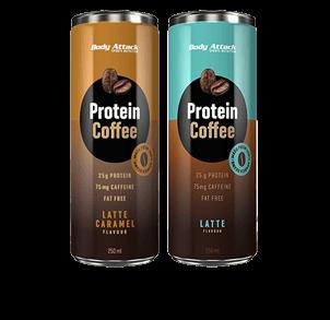 Protein Kaffee im Online Shop Sportnahrung Engel