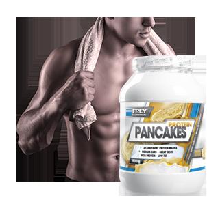 Protein Pancakes kaufen für Diät und Fitness mit viel Eiweiß