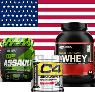 USA Sportnahrung für Bodybuilding und Muskelaufbau in Deutschland kaufen