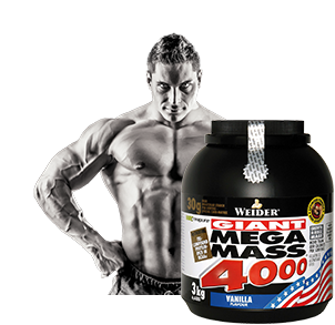 Weight Gainer im Online Shop Sportnahrung Engel