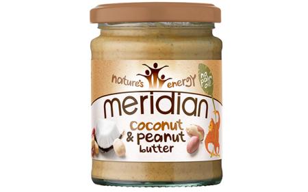 Meridian Peanut Butter - 280g-Coconut & Peanut Butter