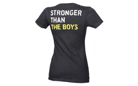 108-963-image2---1421313477-Golds-Gym_Ladies-Stronger-Than-The-Boys-Tee-dark-heather-.jpg