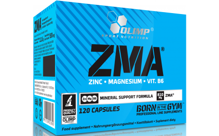 Olimp ZMA - 120 Kapseln