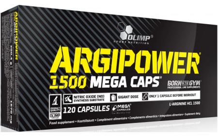 Olimp ArgiPower 1500 Mega Caps - 120 Kapseln