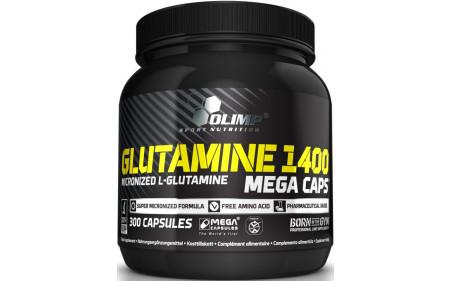 Olimp Glutamine 1400 Mega Caps - 300 Kapseln