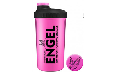 Pink - Sportnahrung-Engel Shaker 2.0
