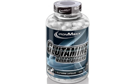 Ironmaxx Glutamine Ultra Strong - 150 TRICAPS