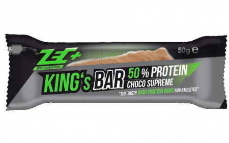 Zec+ Kings Bar 50% Protein - 50g Riegel