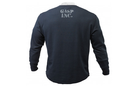 GASP_Thermal-Gym-Sweater-Asphalt